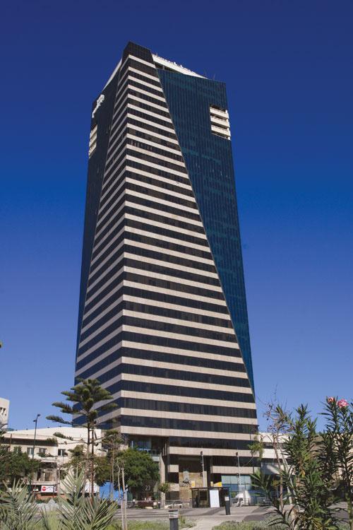 """מגדל לוינשטין – ת""""א"""